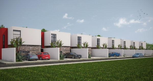 Proyecto de ingeniería eléctrica Casas Leandro Valle