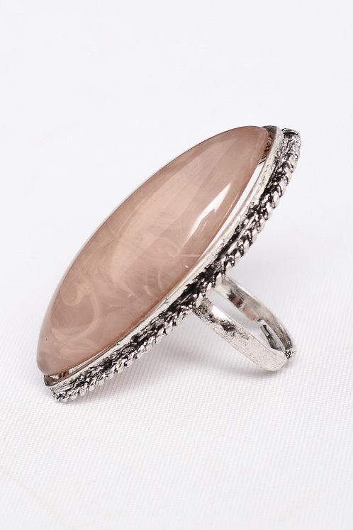 Marquis Antique Adjustable Ring