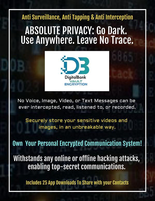 Anti Surveillance, Anti Tapping & Anti I