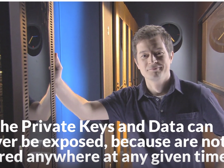 Encrygma Encryption Machine: Why the DigitalBank is based on an Unbreakable Encryption?