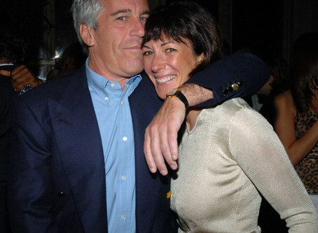 After Jeffrey Epstein's Death, How Ghislaine Maxwell Disappeared?