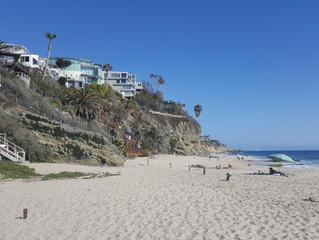 Beach Life- Laguna Beach CA