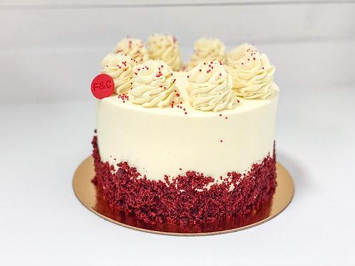 """Gâteau gourmand """"Red Velvet"""""""
