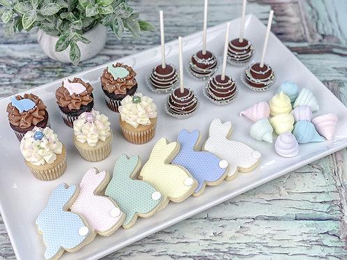 """LA BOITE SUCRÉE """"minis cupcakes"""""""