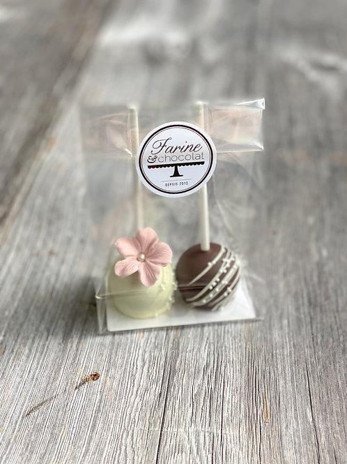 Duo de cakepops