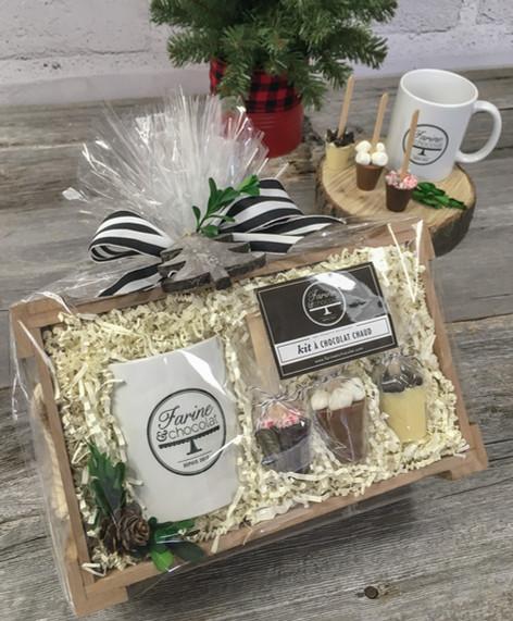 Kit à chocolat chaud