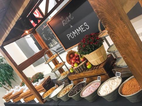 Bar à pommes