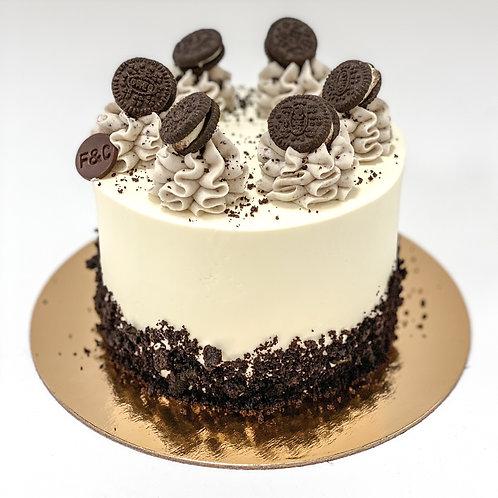 Gâteau gourmand OREO
