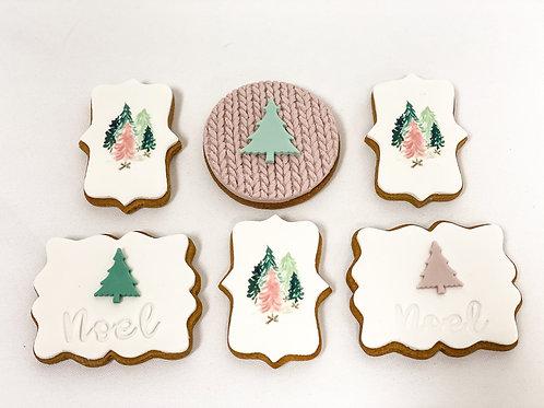 NOËL PASTEL: Biscuits