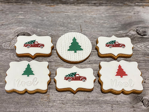 NOËL TRADITIONNEL: Biscuits