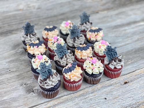 Minis Cupcakes SPOOKY X12