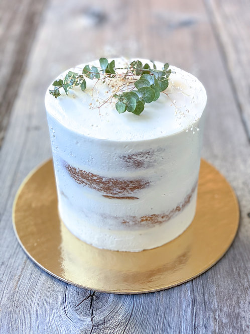 """GÂTEAU de style """"NAKED CAKE"""""""