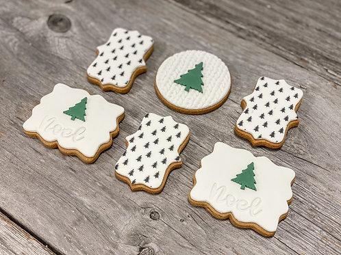 RUSTIQUE/MODERNE: Biscuits