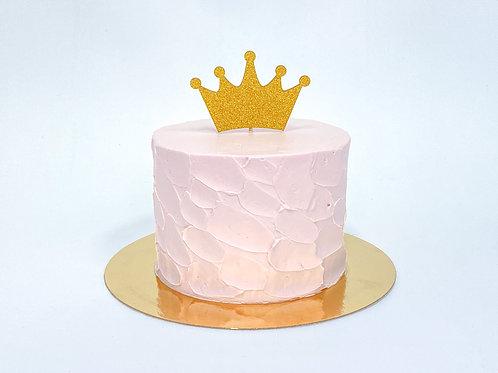 "GÂTEAU ""Smash the Cake"" rose"