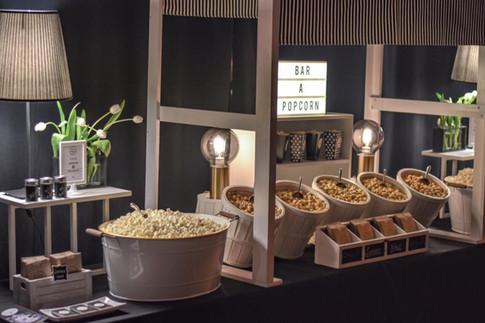 Bar à popcorn