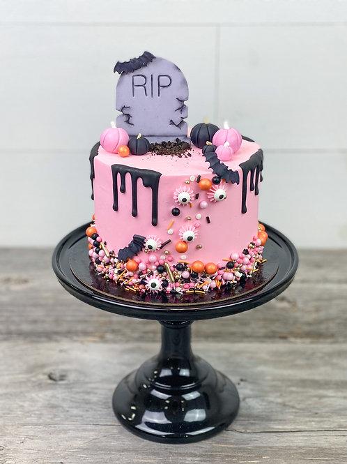 Gâteau SPOOKY