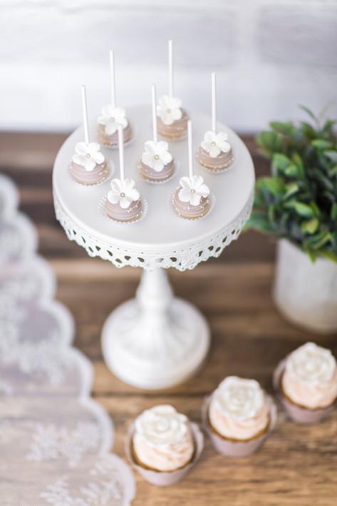 Cakepops mariage