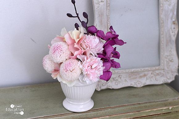 母の日供花 テレサ 2個