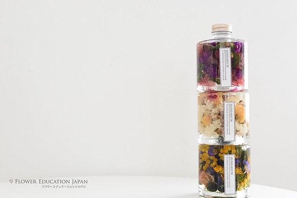 ハーバリウム スタッキングボトル