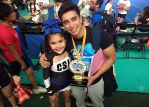 Colegio Santa Inés obtiene Tercer Lugar en Campeonato Nacional de ChearLeaders