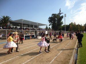 Con mucho entusiasmo inauguramos año extraescolar provincial en la comuna de San Vicente de Tagua Ta
