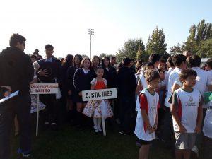 San Vicente dio por inauguradas las actividades extraescolares 2019