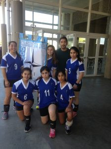 En abril nuestro colegio destaca en torneos deportivos