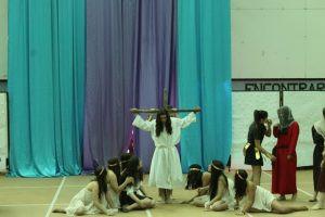 Un Golpe de Perdón: alumnas de cuarto medio sorprenden con mensaje de reconciliación