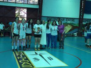 Básquetbol logra tercer lugar regional