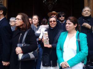 Gran convocatoria en liturgia realizada en Rancagua