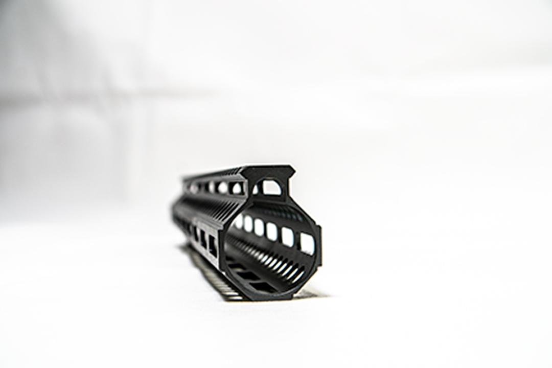 R&D Pistol Rail
