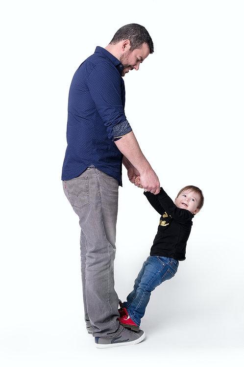Frais pour chaque photo sessions famille/maternité