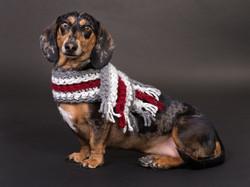 foulard bas de laine