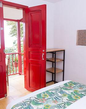 Habitación Doble Balcon - Lodge Paraiso