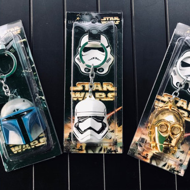 PORTE-CLE STAR WARS