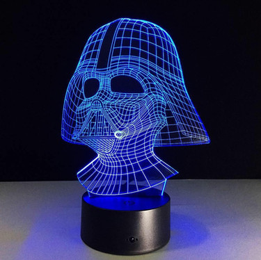 LAMPE STAR WARS - DARK VADOR