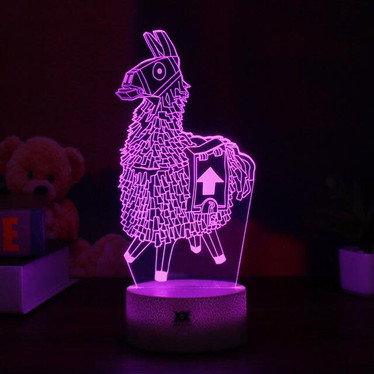LAMPE FORTNITE - LAMA