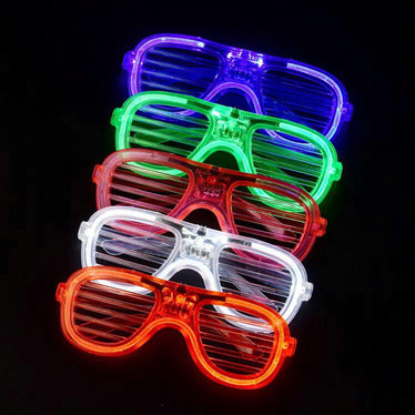LUNETTE LED A GRILLAGE - 5€