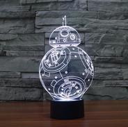 LAMPE STAR WARS - BB8