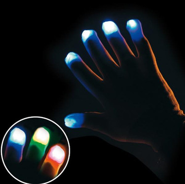 DOIGTS LED