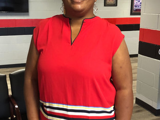 The Scoop: P.E. Teacher and Head Syrupmaids Basketball Coach Mrs. McClendon