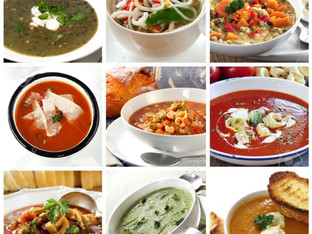 5 Vegetable soups for cold weather