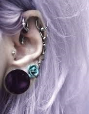 Guide to Piercing and Stretching Ears at Home!