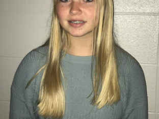 The Scoop: Freshman Student of the Week Mallory Lyons