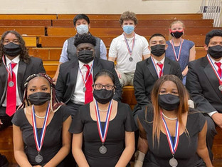 CHS Literary Team brings home awards at GHSA Regional Competition