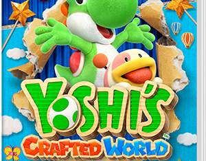 Video Game Review: 'Yoshi's Crafted World'