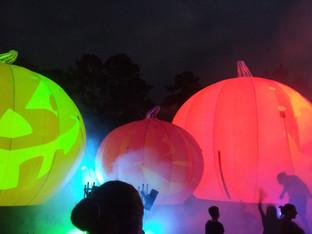 Wild Adventures currently hosting 'Great Pumpkin LumiNights' event