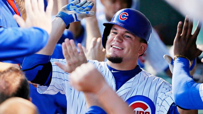Cubs designated hitter and hero of 2016 World Series, Game 2