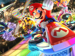 Game Review: 'Mario Kart 8 Deluxe'
