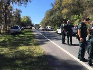 Man Killed After Cross Fire With Deputies